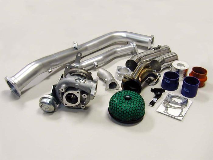 HKS Full TO4Z Turbo Upgrade Mazda RX-7 93-02
