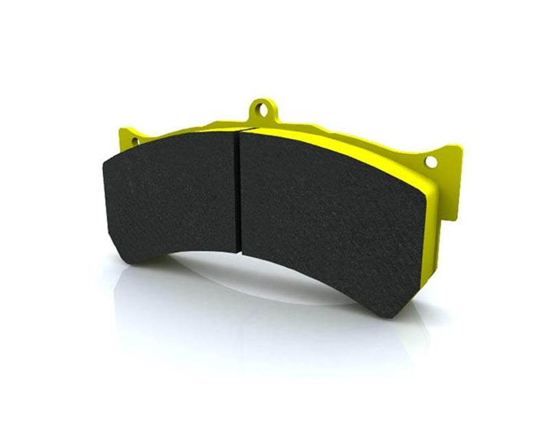 Pagid RS 29 Yellow Front Brake Pads Audi TT 3.2 V6 Quattro 06-12