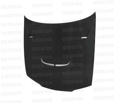Seibon Carbon Fiber JU-Style Hood Nissan Skyline R32 90-94