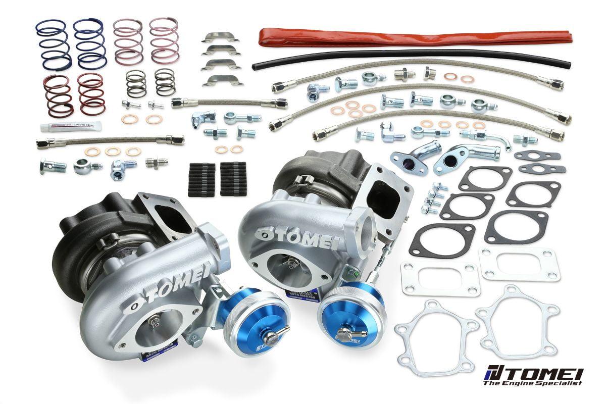 Tomei MX8260 Turbo Kit RB26DETT Nissan Skyline GTR R32   R33   R34  89-02