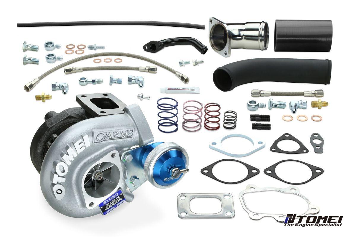 Tomei MX8270 Turbo Kit SR20DET Nissan 240SX | Silvia  S13 | S14 | S15 89-02