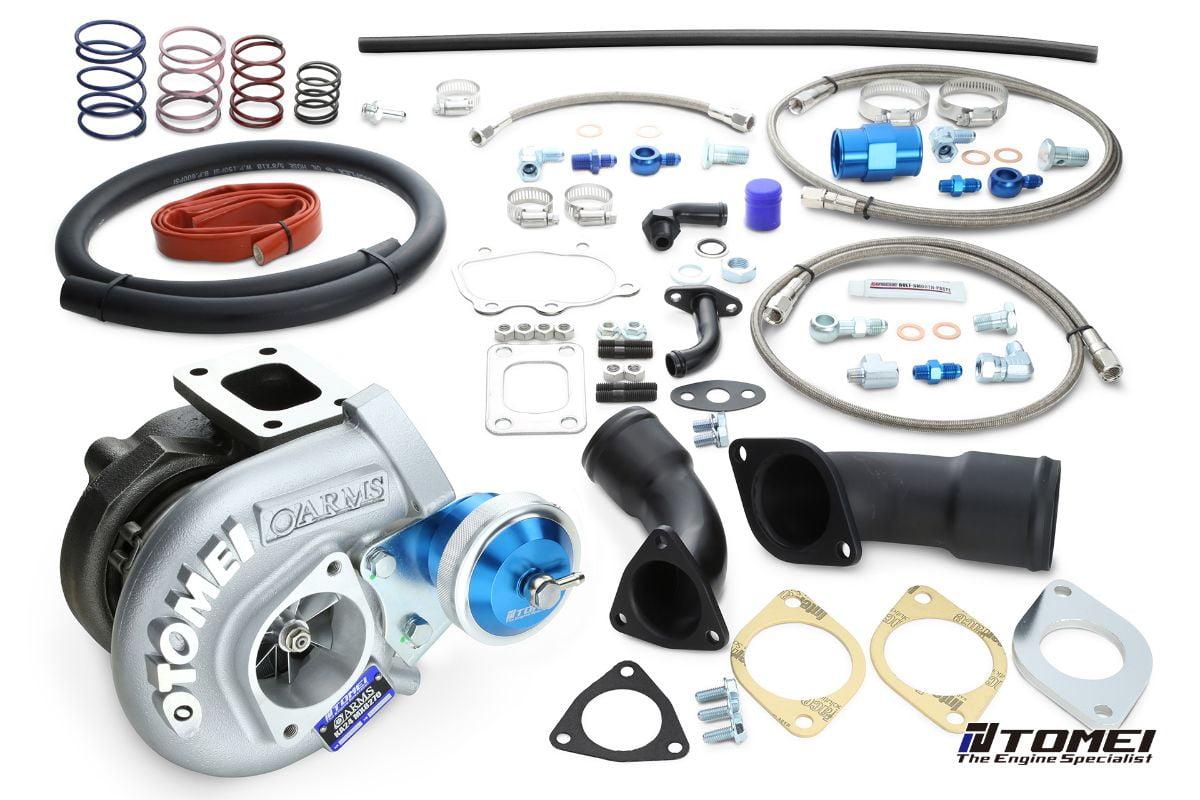 Tomei MX7960 Turbo Kit KA24DE Nissan 240SX S13   S14 89-98