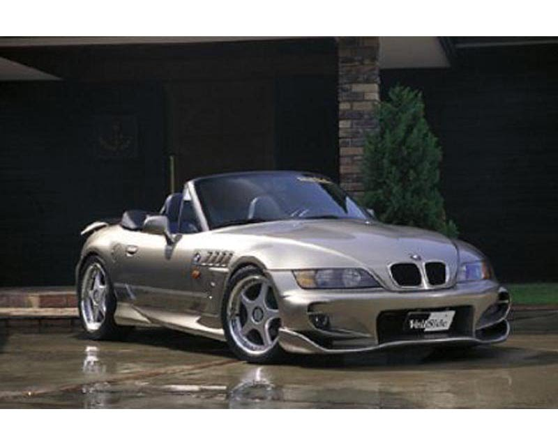 VeilSide 1996-2002 BMW Z3 E36/4 EC-I Model Side Skirts & Front Fenders Panels (FRP)