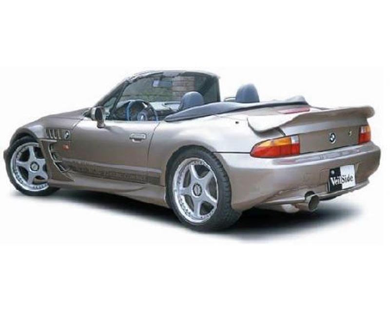 VeilSide 1996-2002 BMW Z3 E36/4 EC-I Model Rear Spoiler (FRP) (Does not fit on 3.0L model)
